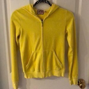 Juicy Couture Zip up sweater
